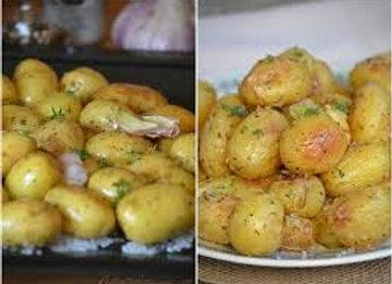 Pomme de terre nouvelle Délicatesse  (grosse)