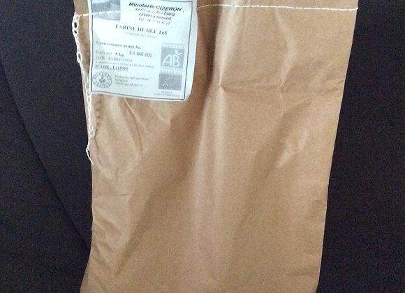 farine de blé T65 5 kg (bio)