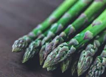 asperges vertes (botte 500 gr)
