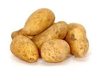 pomme de terre nouvelle (agria) bio