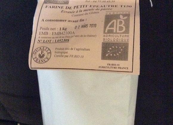 Farine de petit épautre (1 kg) (bio)