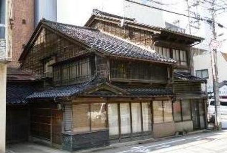 Stone market in Japan