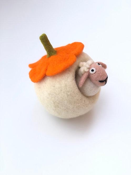 Casita+oveja Lucera