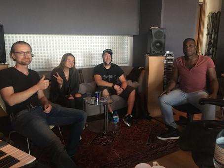 Studio-Workshop Juli 2020... grossartige Truppe!