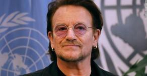 Bono writes Corona-Virus Song!