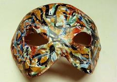 Máscara Pollock