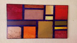 Obra-Abstrato-II-Técnica-Acrílica-sobre-