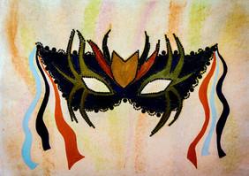Máscara de carnaval II