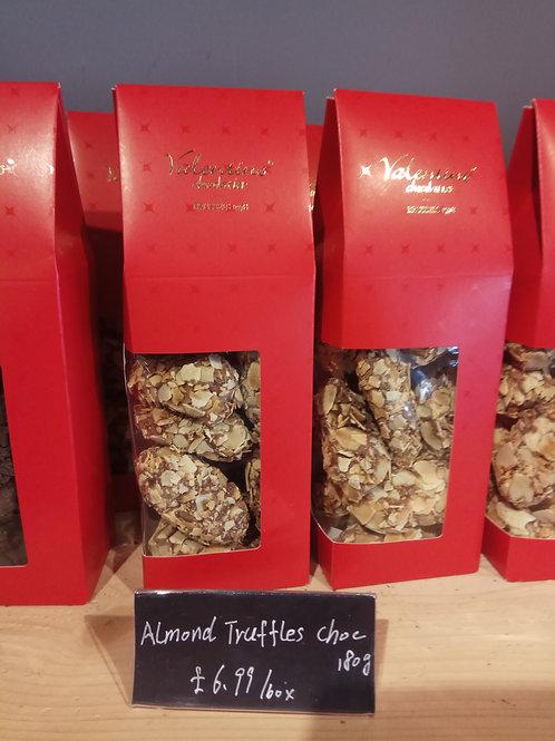 Almond truffles 200g