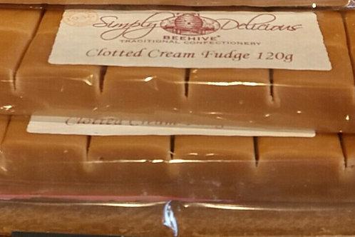 Clotted cream fudge 120g