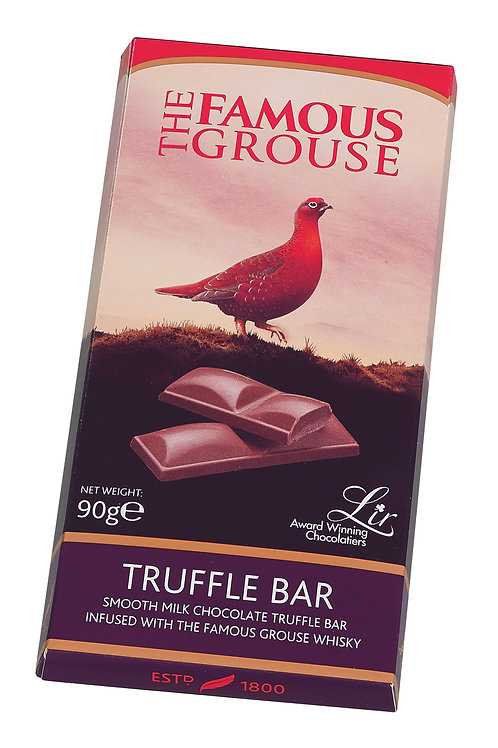 Famous Grouse Truffle chocolate bar 90g