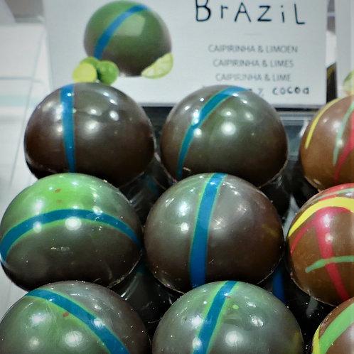 Brazil chocolate