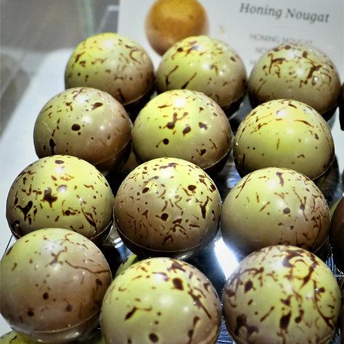 Honey Nougat truffle