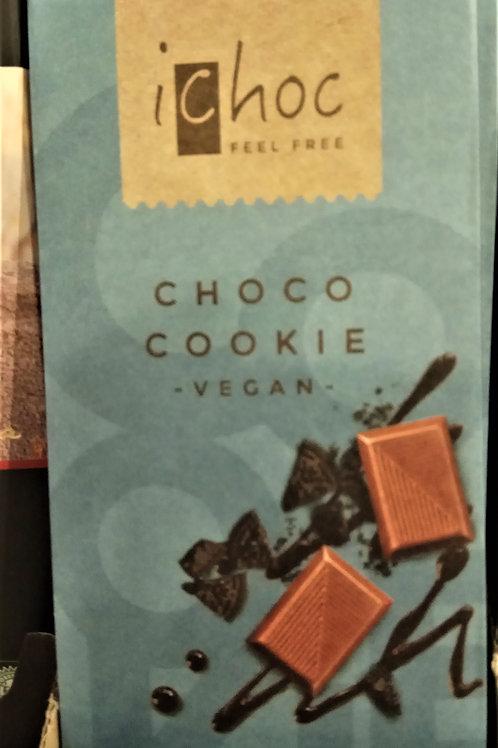 iChoc Vegan chocolate bars 80g