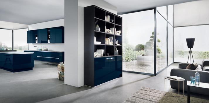 NEXT125® NX501 HIGH-GLOSS LACQUER INDIGO BLUE