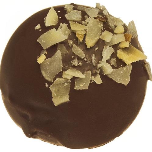 Amaretto Cream Round Truffle