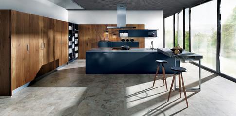 NEXT125® NX902 MATT GLASS INDIGO BLUE
