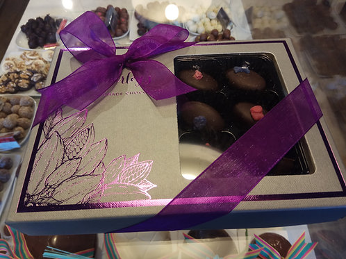 Kimberley's Rose & violet Fondant Creams 110g