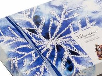 Ice Crystals wrapping for your box of chocolates