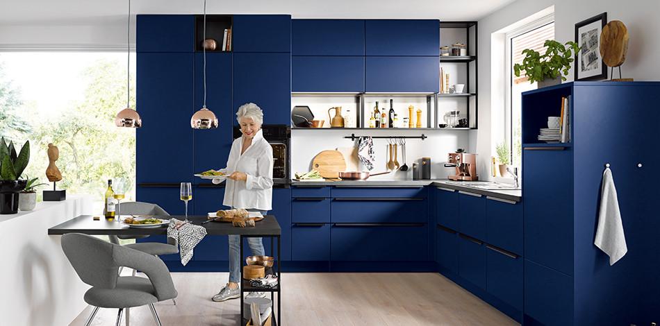 Siena Aqua blue