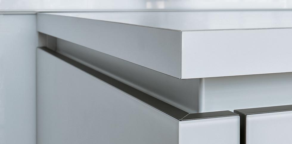 NEXT125® NX902 MATT GLASS POLAR WHITE