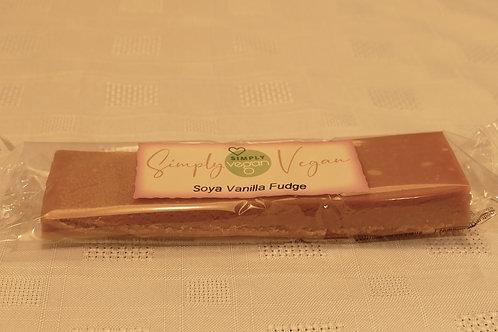 Simply Vegan Soya fudge 100g
