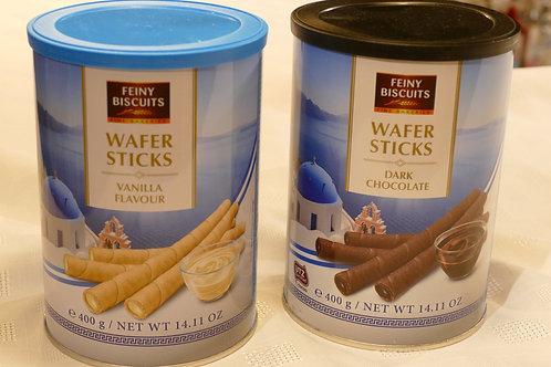Feiny Wafer sticks hazelnut & chocolate 400g