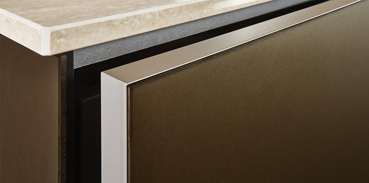 NEXT125® NX902 MATT GLASS BRONZE METALLIC