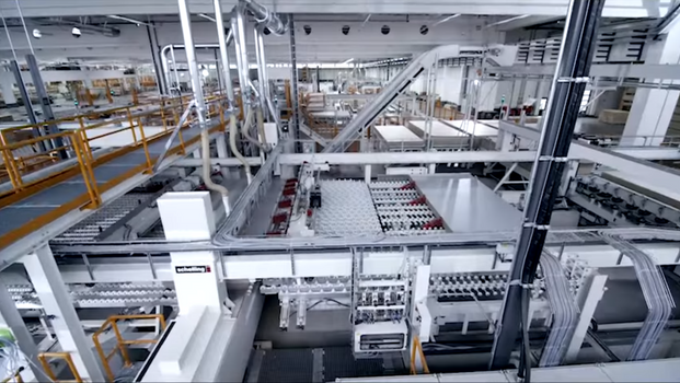 How Schuller kitchens are made