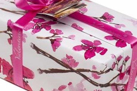 Cherry Blossom wrap for the box