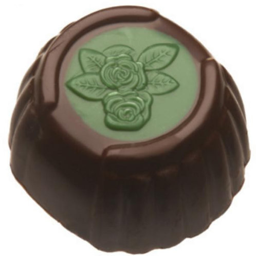 Rose Mint dark chocolate