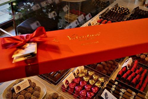 Valentino Luxury Long box of chocolates 300g