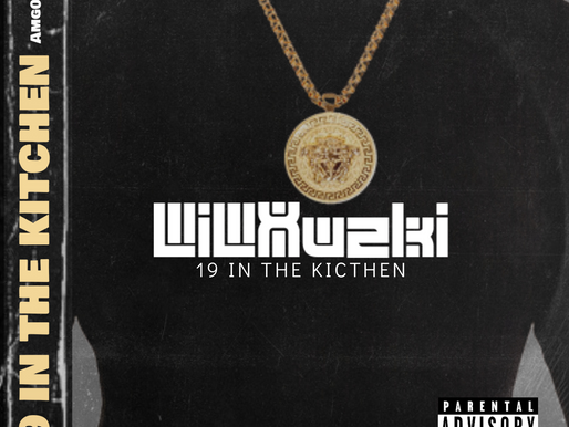 19 In The Kitchen Album Cover Art