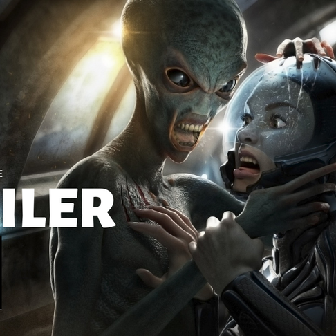 INTERSTELLAR DEATH sci-fi 2019