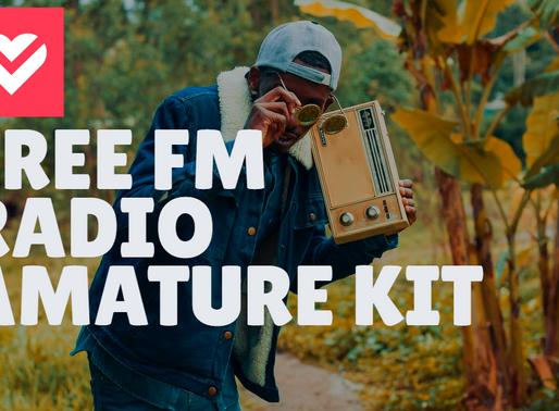 FREE FM RADIO AMATURE KIT