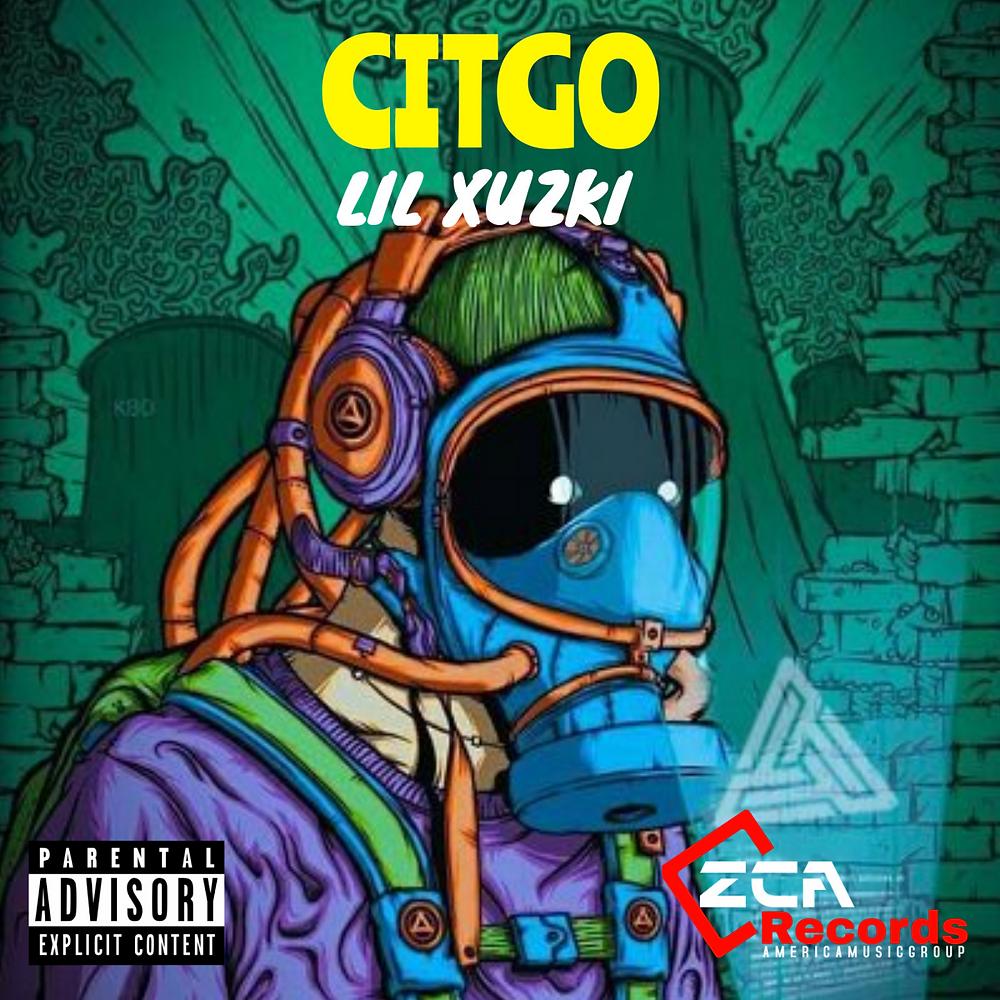Fendi cover art for Lil Xuzli