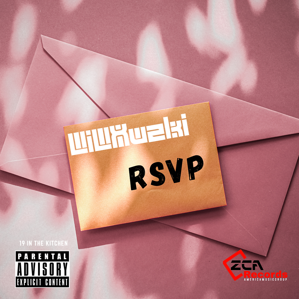 Cover art for RSVP by Lil Xuzki