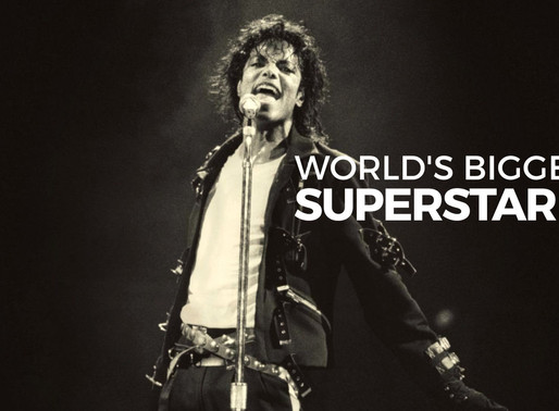 MICHAEL JACKSON: THE GREATEST SHOW ON EARTH