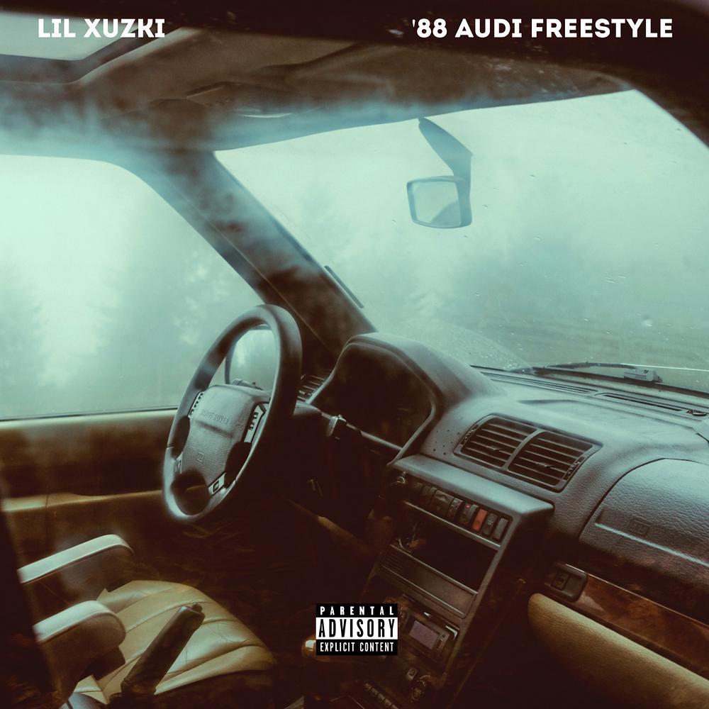 Album Cover Art 88 Audi freestlye