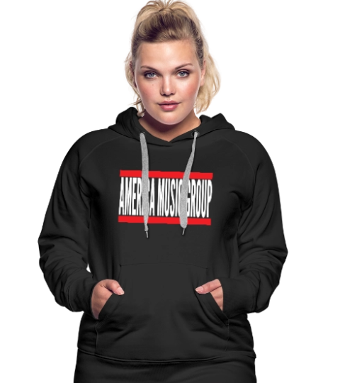 America Music Group Ladies Sweater