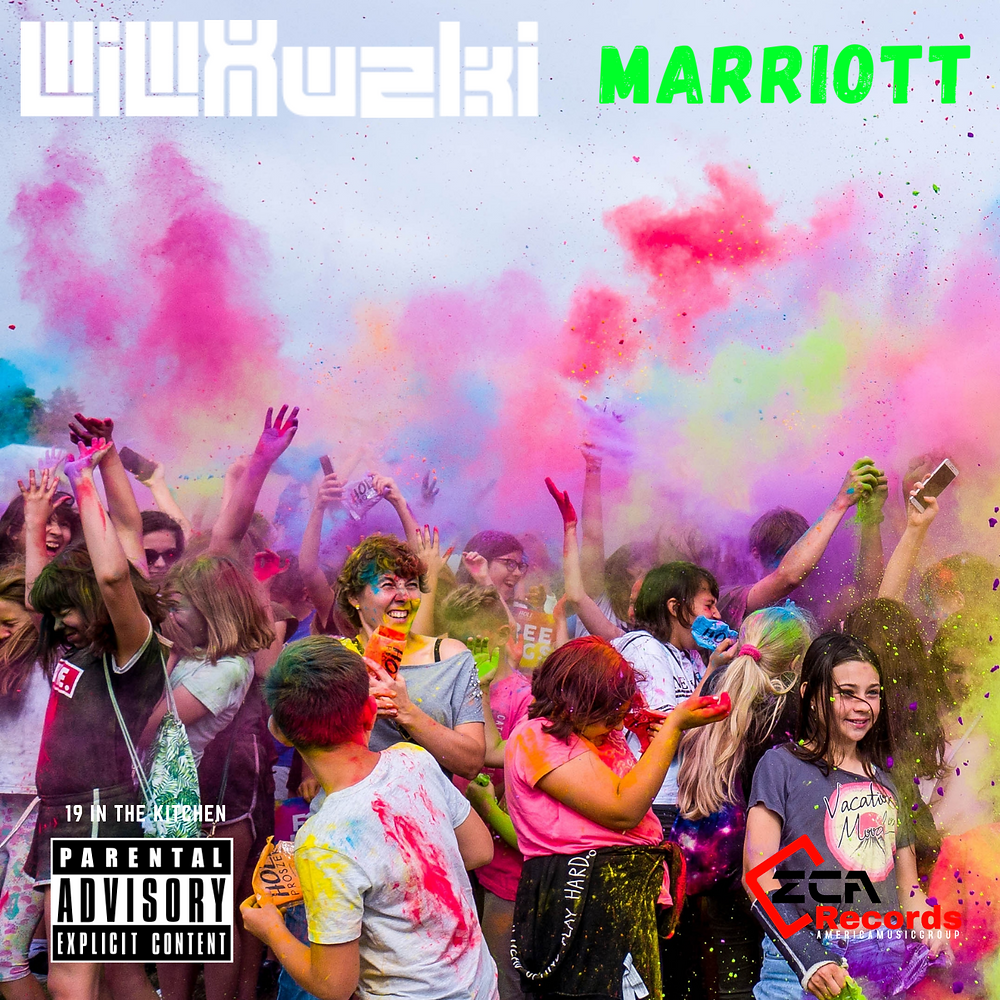 Cover art for song marriot by Lil Xuzki