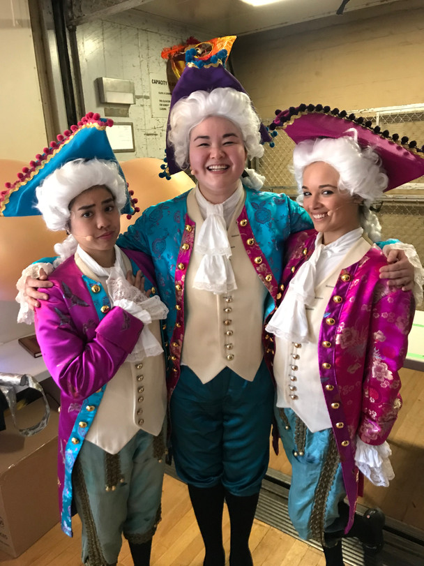 Boston Youth Symphony Orchestras' The Magic Flute
