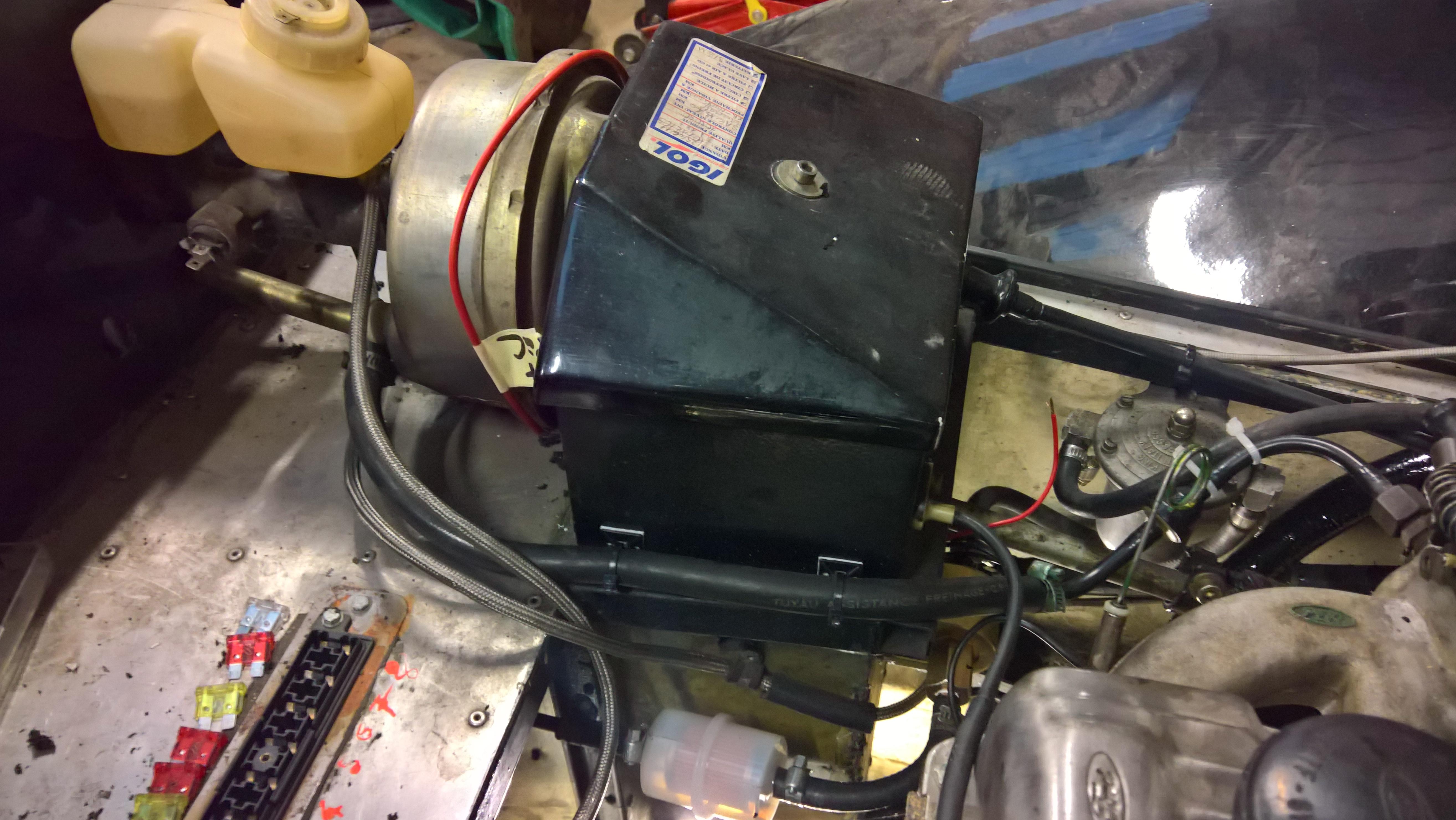 Faisceau compartiment moteur (13)