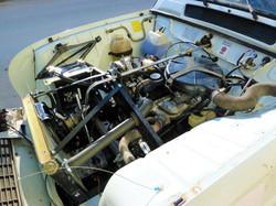 Moteur - Boite Renault 4L 956 cm 3 (144)