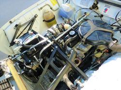 Moteur - Boite Renault 4L 956 cm 3 (152)
