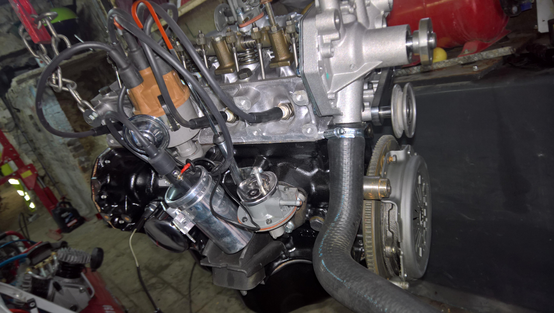 Moteur - Boite Renault 4L 956 cm 3 (130)