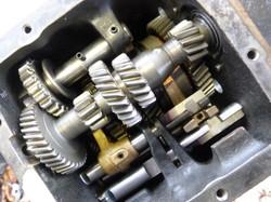 Moteur - Boite Renault 4L 956 cm 3 (42)