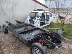 Train avant Renault 4L (3)