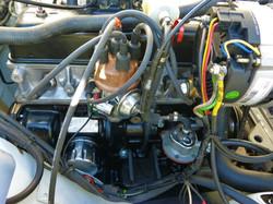 Moteur - Boite Renault 4L 956 cm 3 (158)