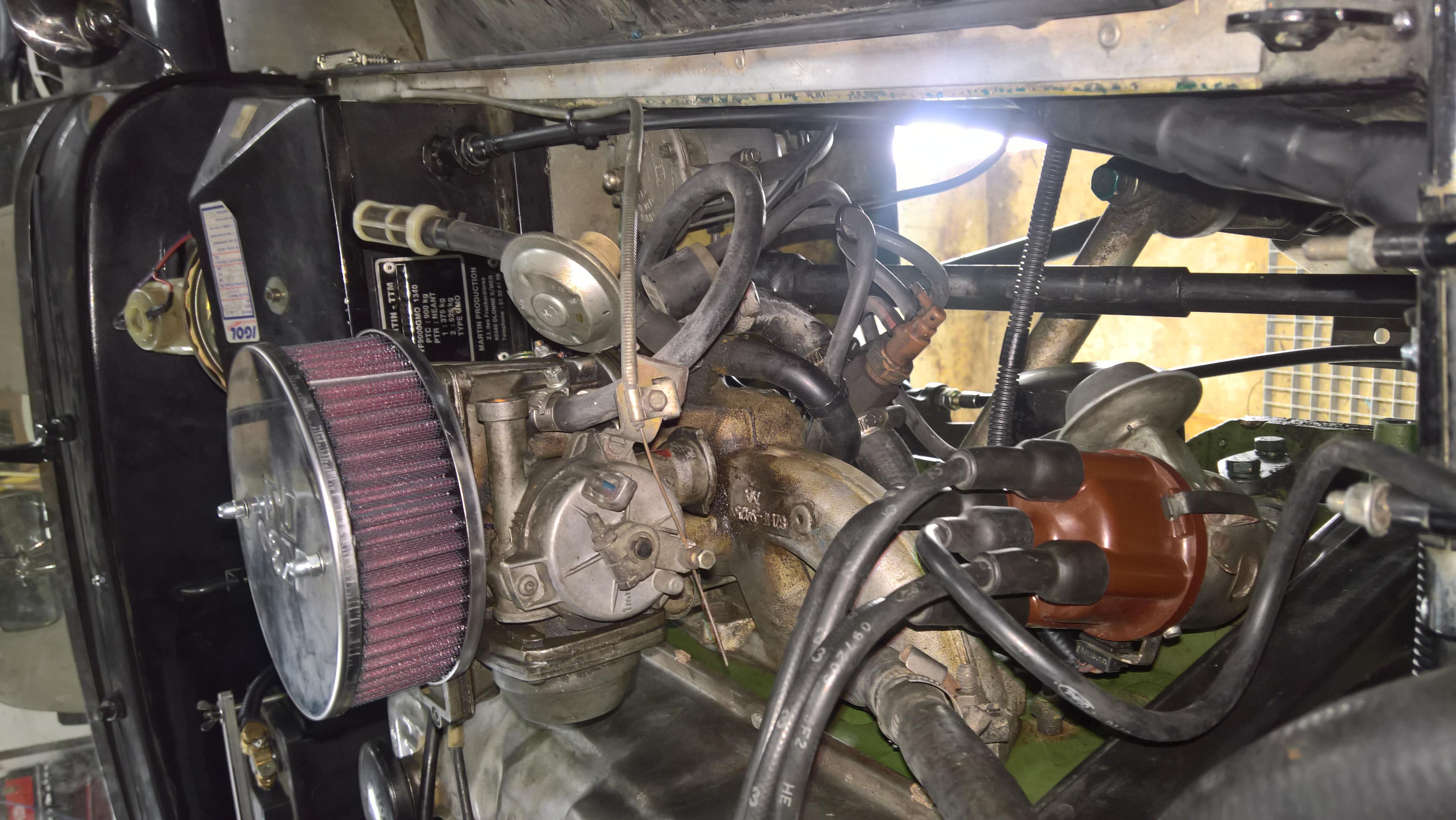 Faisceau compartiment moteur (29)